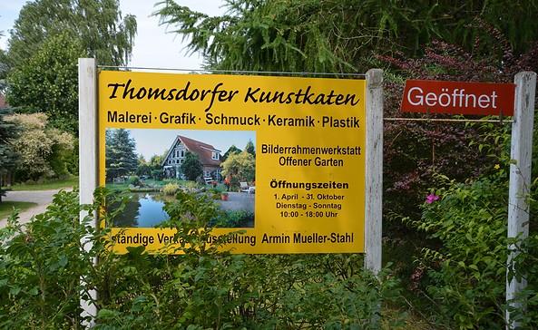 Thomsdorfer Kunstkaten