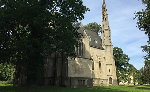 Schlosskirche Kröchlendorff, Foto: tmu GmbH