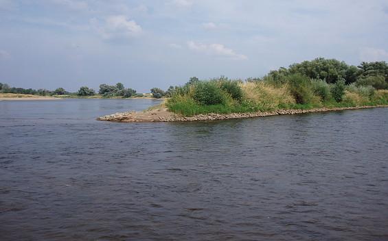 """2. Etappe """"Oder-Neiße-Radweg"""": Forst (Lausitz) - Eisenhüttenstadt"""