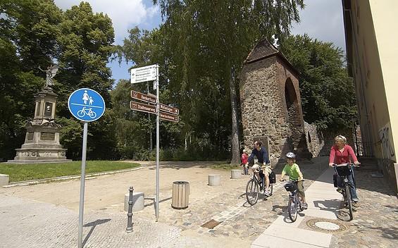 Durch den Naturpark Barnim