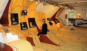 """Ausstellungsraum """"Archiv verschwundener Orte"""" © AvO"""