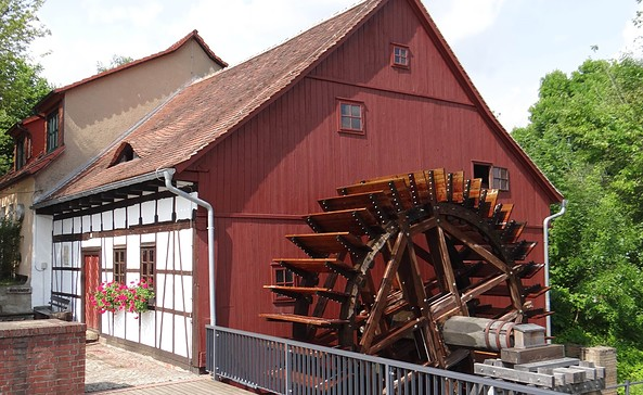 Spreewehrmühle, Foto: Wolfgang Roth