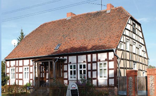 Elkes Hofladen in Altwustrow, Foto: Klaus-Peter Matte