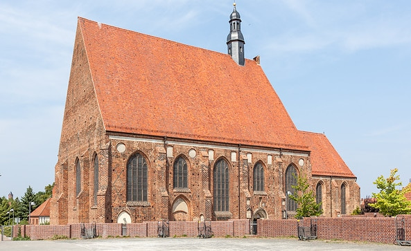 Mönchenkloster Jüterbog, Foto: J. Marzecki
