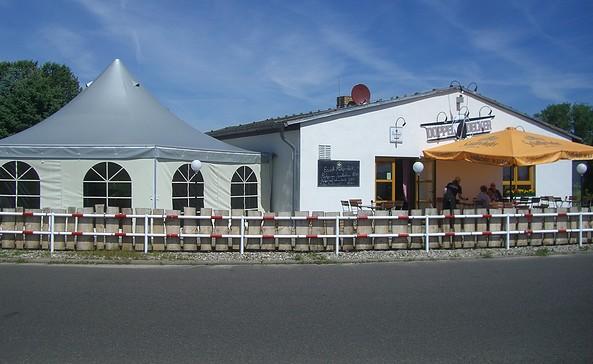 Restaurant Doppeldecker in Strausberg, Foto: Stadt- und Touristinformation Strausberg