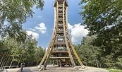 Aussichtsturm am Felixsee, Foto: TMB-Fotoarchiv/Steffen Lehmann
