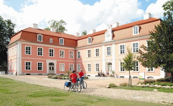 Gänsetour (80 km), Schloss Wolfshagen, Foto: Studio Prokopy
