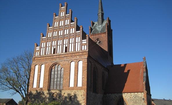 Wallfahrtskirche Alt Krüssow, Foto: Tourismusverband Prignitz e.V.