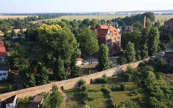 Tagestour 4 in die Historischen Stadtkerne Dahme/Mark, Herzberg (Elster) & Uebigau
