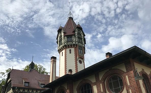 Heiz-Kraft-Werk Beelitz Heilstätten, Foto: TMB/ K. Lehmann