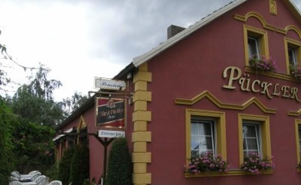 """Restaurant & Pension """"Pückler-Stube"""""""