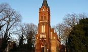 Kulturkirche Sacro, Foto: Tourismusverband Niederlausitz e.V.