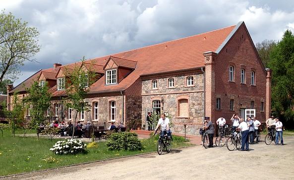 Hotel am Schloss Wolfshagen - Außenansicht