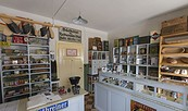 Strittmatters Laden in Bohsdorf, Foto: TMB-Fotoarchiv/Steffen Lehmann