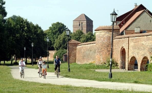 Bischofstour (108 km), Alte Bischofsburg Wittstock