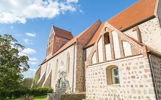 St. Johanneskirche Lychen
