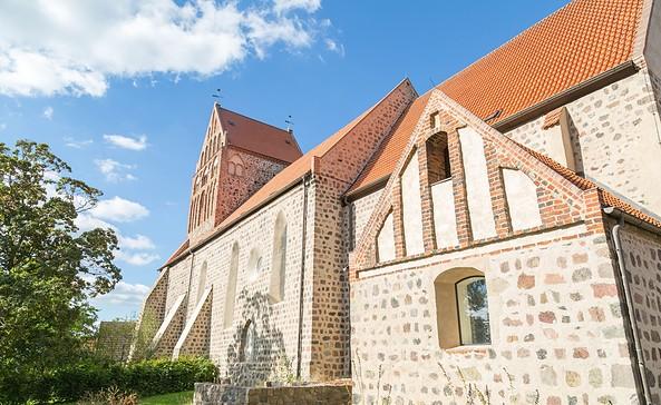 Lychen St. Johannes Kirche, Foto: TMB-Fotoarchiv/Steffen Lehmann
