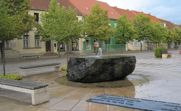 Kremmen Marktplatz
