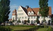 Ehemaliges Gasthaus Kaiserkrone in der Gartenstadt Marga, Foto: Stadt Senftenberg