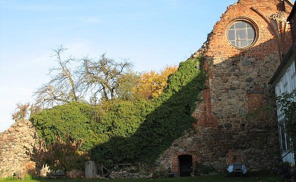 Franziskanerkloster Kyritz © Knattermimen