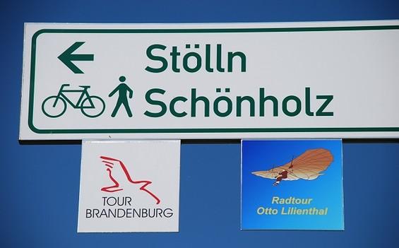 "Radtour ""Otto Lilienthal"""