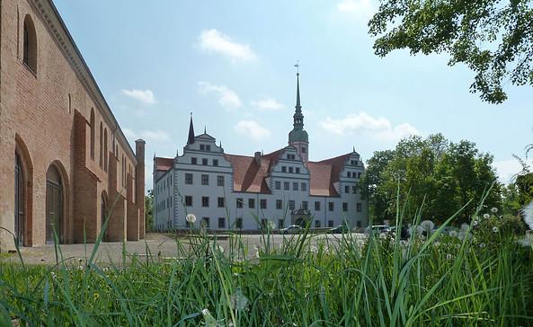 Schloss Doberlug mit Refektorium, Foto: Sängerstadtmarketing e.V.