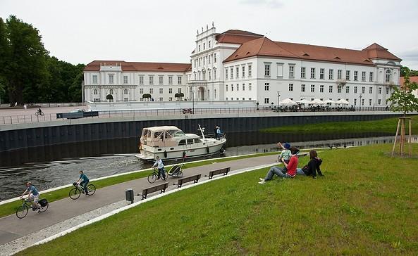 Schloss Oranienburg, Foto: Tourismusverband Ruppiner Seenland
