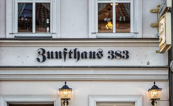 Restaurant Zunfthaus 383, Foto: Florian Läufer