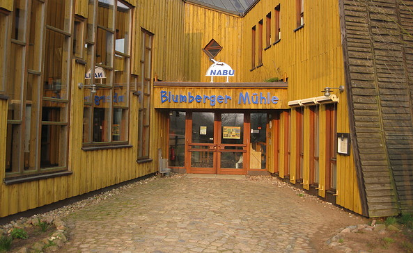 NABU Erlebniszentrum Blumberger Mühle, Foto: tmu GmbH