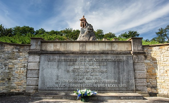 Gedenkstätte Seelower Höhen, Foto: Florian Läufer