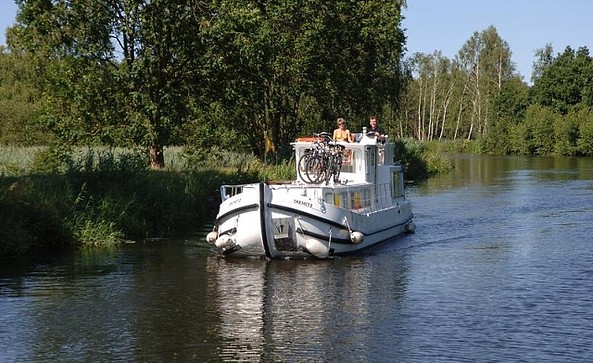 Hausboot © Locaboat Holidays