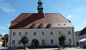 Rathaus Finsterwalde, Foto: Sängerstadtmarketing e.V.