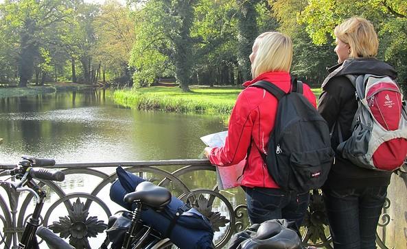 Schloss- und Parkerlebnistour, Foto: Tourismusverband Seenland Oder-Spree