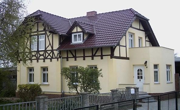 Haus Wendland im Oderbruch