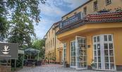 Hotel & Restaurant Kranichsberg Außenansicht