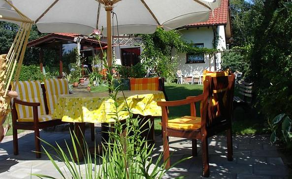 Fewo Worgitzki Garten