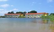 Appartement am See - Aussenansicht