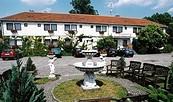 Aussenansicht Hotel Garni