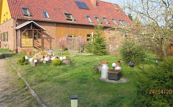 """Ferienwohnung """"Villa Kunterbunt"""""""