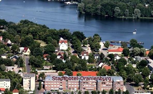 Stadthotel Oranienburg mit Lehnitzsee
