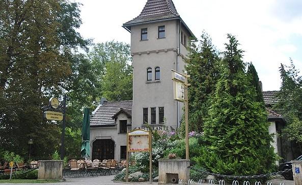 Ristorante Castello Angelo, Foto: Kultur- und Tourismusamt Märkische Schweiz