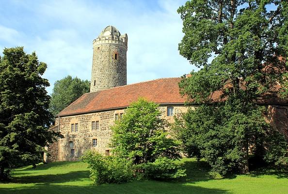 Bischofsresidenz Burg Ziesar, Foto: Bansen/Wittig