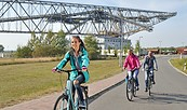 Radtour ab dem Besucherbergwerk F60, Foto: Nada Quenzel