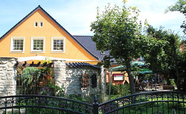 Restaurant & Café am Kleistpark, Foto: Seenland Oder-Spree/Sandra Ziesig
