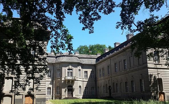 Schloss Kossenblatt, Foto: Anna Fiebig