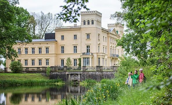 Schlosspark Steinhöfel, Foto: Florian Läufer