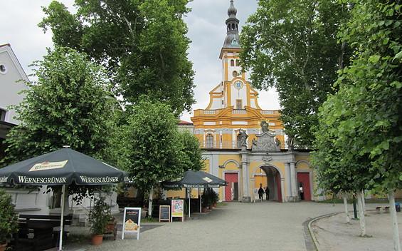 Klosterklause Neuzelle restaurant