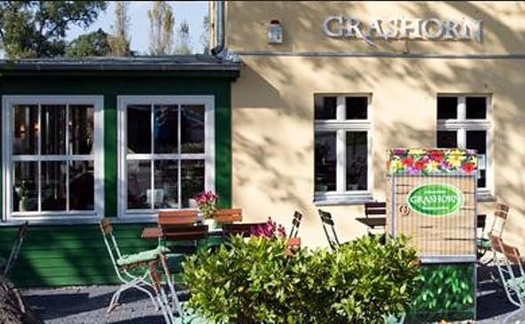 Restaurant Grashorn, Außenansicht, Foto: Grashorn