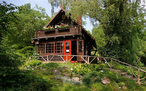 """Der Schau- und Lehrgarten """"Haus der Naturpflege"""""""