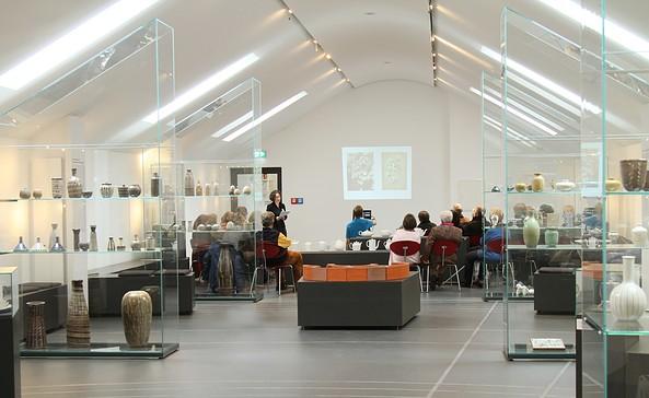 Blick in die Ausstellung, Foto: Museum